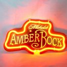 "Brand New Michelob Amber Bock 3D Acryl Neon Light Sign 11""x8"" [High Quality]"