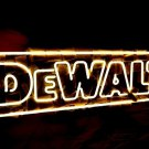 "Brand New Dewalt Beer Bar Pub Neon Light Sign 19""x 11"" [High Quality]"