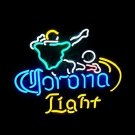 "Brand New Corona Light Beer Bar Pub Neon Light Sign 16""x14"" [High Quality]"