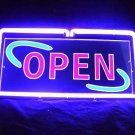 "Brand New Open 3D Beer Bar Pub Neon Light Sign 11""x 8"" [High Quality]"
