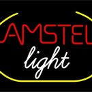 "Brand New Amstel Light Beer Bar Pub Neon Light Sign 16""x 14"" [High Quality]"