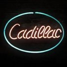 "Brand New Cadillac Beer Bar Pub Neon Light Sign 16""x14"" [High Quality]"