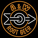 "Brand New A and W Root enjoy Beer Bar Pub Neon Light Sign 16""x16""[High Quality]"