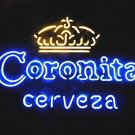 "Brand New Coronita Cerveza Crown Beer Club Bar Neon Sign 22""x 18"" [High Quality]"