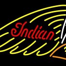 "Brand New Indian Motorcycle Beer Bar Neon Light Sign 16""x 14"" [High Quality]"