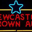 "Brand New Newcastle Brown Ale Beer Bar Neon Light Sign 17""x 14"" [High Quality]"