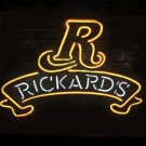 "Brand New Rickard Beer Bar Pub Neon Light Sign 17""x 14"" [High Quality]"