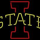 "Brand New NCAA Iowa State Cyclones ISU University Beer Neon Sign 16""x16"" [High Quality]"