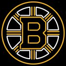 "Brand New NHL Boston Bruins Pres Beer Neon Light Sign 16"" x16"" [High Quality]"