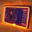 "Brand New NCAA Au Auburn University Tiger 3D Beer Bar Neon Light Sign 12""x8"" [High Quality]"