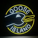 "Brand New Chicago Goose Island Beer Bar Neon Light Sign 18""x 16"" [High Quality]"
