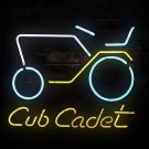 "Brand New Cub Cadet Car Auto Beer Bar Neon Light Sign 16""x 15""[High Quality]"