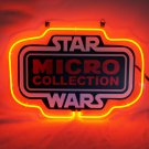 "Brand New Star Wars Micro Collection Real Neon Light Sign 13""x9"" [High Quality]"