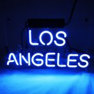 "New 'Los Angeles' City Handcrafted Home neon Light bar sign 15""x5"