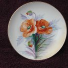 AIYO Poppy Plate Decorative 6 inch Floral