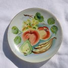 UCAGCO Plate Hand Painted Fruit Japan 6 inch Decorative