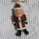 Santa Time Capule Ornament 2001 Hallmark Keepsake
