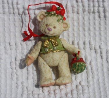 Gift Bearers Ornament 2000 Porcelain Hallmark Keepsake