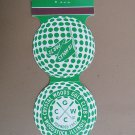 Crystal Woods Golf Club Woodstock, Illinois Jewelite Sports Matchbook Cover IL