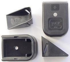 Glock Magazine Extension +2  Part Number LWGLO-7151