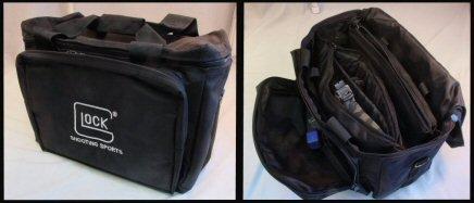 Glock Range Bag 4 Pistol  LWGLO-AP60210