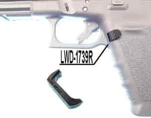 LWD Magazine Catch Round G36 LWLWD-1739R