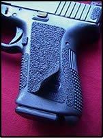 Decal Grip M/26 Rubber  LWDG-G26FGR