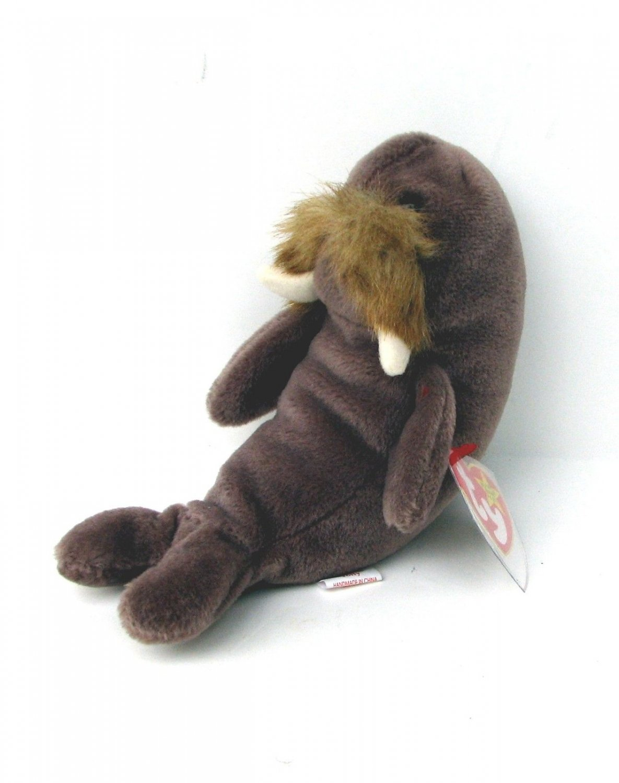 TY Beanie Baby Jolly Walrus