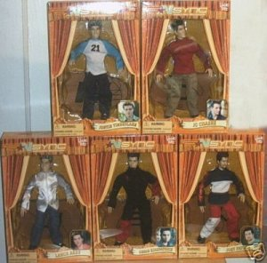 N SYNC COLLECTIBLES