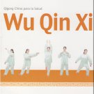 Qigong para la Salud:Wu Qin Xi  (Spanisch, mit DVD)     ISBN:9787119054513