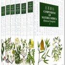 Compendium of Materia Medica (I--VI)   (English Edition)  ISBN:9787536541184