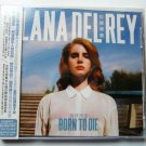 Lana Del Rey BORN TO DIE Genuine CD China Only New Seal  ISBN:9787888801103