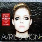 Avril Lavigne 2013 China Version Genuine CD with Let Me Go ISBN:9787799444642