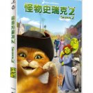 Disney Movie: NEW DVD Shrek 2  (Chinese-English Edition)  ISBN:9787799146652