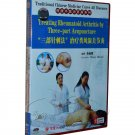 Treating Rheumatoid Arthritis by Three-Part Acupuncture (DVD)(Subtitles:English)