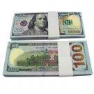 Lot of 100 Pcs  New US$ 100 Bank Staff Training Banknotes Paper Money UNC