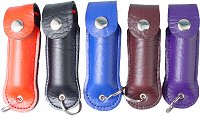 1/2oz 17% Streetwise Pepper Spray w/ Assorted Color Case