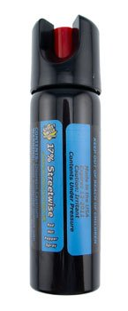 3oz 17% Streetwise Pepper Spray