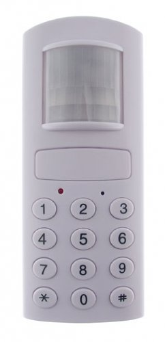 Streetwise Motion Activated Alarm with Auto Dialer