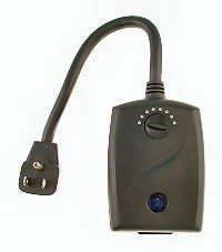 GE Heavy Duty Outdoor Outlet Receiver