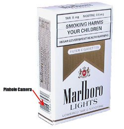 Hidden Camera: Cigarette
