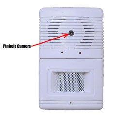 Hidden Camera: Motion Detector
