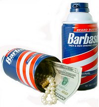 Can Safe - Barbasol