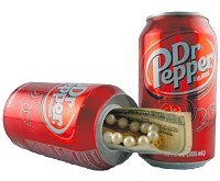 Can Safe- Dr. Pepper