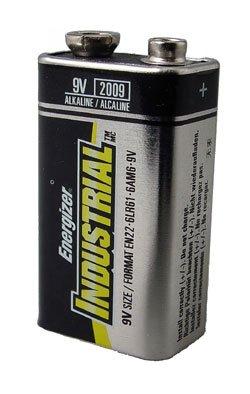 9V Energizer Battery