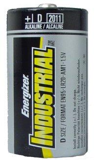 D Energizer Battery