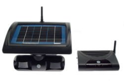 GE Solar Wireless Color Camera