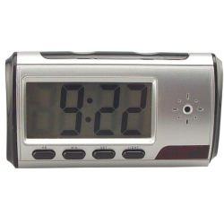 Spy Digital Alarm Clock DVR with motion detector