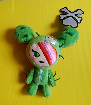 Brand New Authentic 24cm TOKIDOKI Cactus Friends Sandy plush toy doll Strangeco Simone Legno
