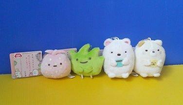 CHOOSE 1 Brand New Authentic San-X Prize 5-8cm Sumikko Gurashi plush soft toy doll